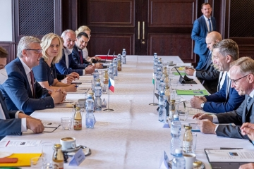 Spolupráce Česka a Saska: Vysokorychlostní železnice, vodíková a autonomní doprava