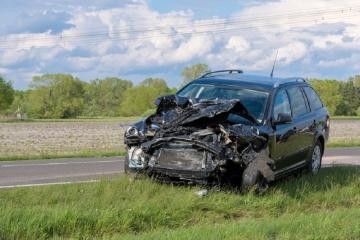 Tragická autonehoda na Chomutovsku
