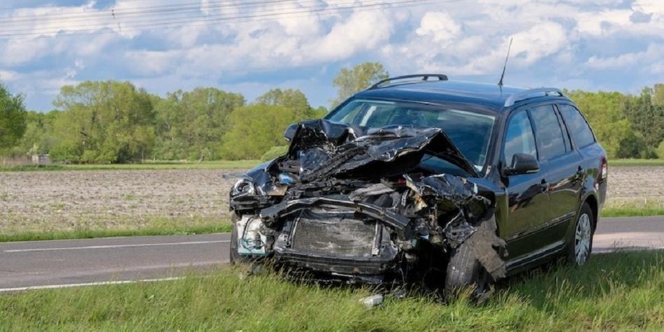 Alkohol za volantem - nebezpečná kombinace, Tragická autonehoda na Chomutovsku