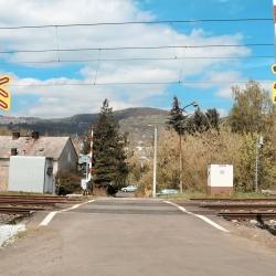 Rekonstrukcí letos prošlo přes šedesát železničních přejezdů