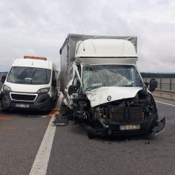 Autonehoda u Kunovic