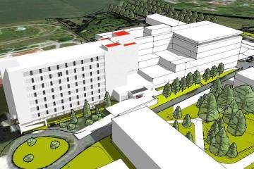 Rychnovská nemocnice se dočká rozsáhlých investic