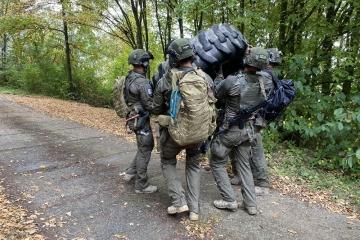 Mistrovství zásahových jednotek Policie ČR